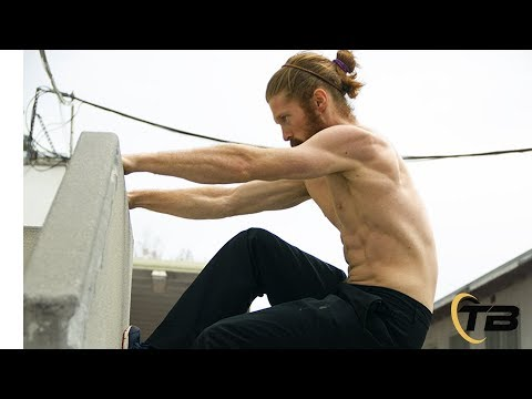 Build Upperbody Strength For Parkour -  Do this Workout