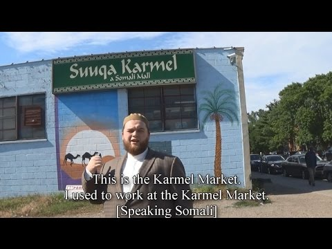 The Somali Mall | A Visit To Karmel Mall