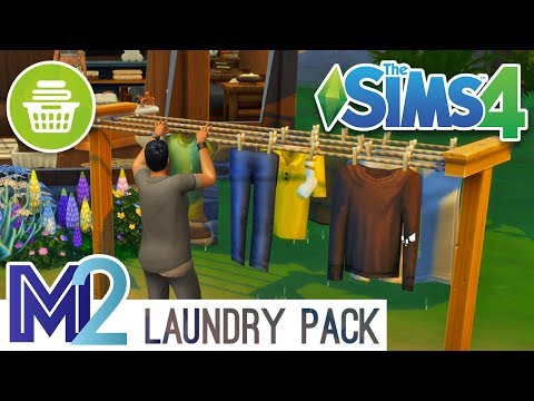 The Sims 4 - Laundry Day Preview (Early Access)