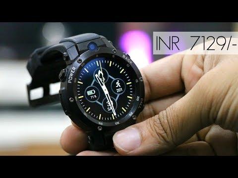 Zeblaze THOR S  Smart Watch Unboxing & Review | Best Budget Smart Watch ?
