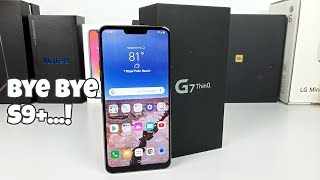 LG G7 ThinQ - Switched From The Galaxy S9+... Here