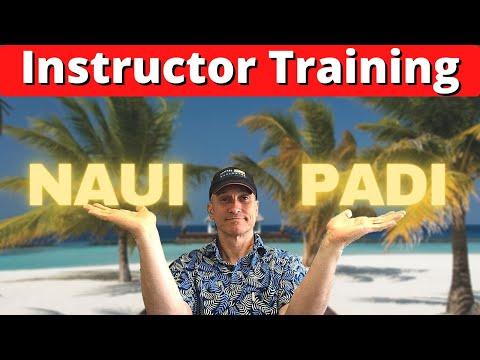 Discovery Divers Tokyo Vlog #15 - NAUI and PADI Instructor Training