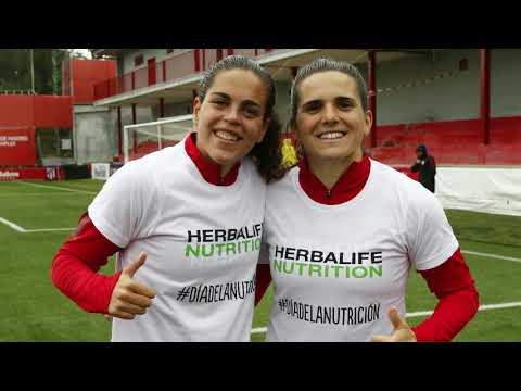 Herbalife celebra el Día de la nutrición con sus equipos patrocinados
