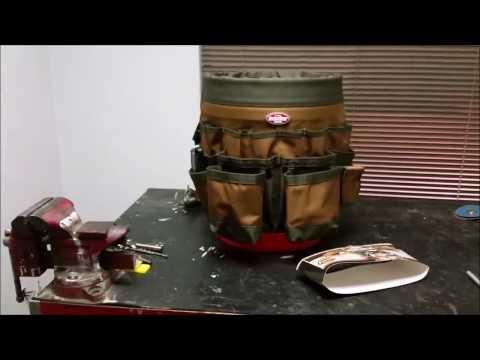 Bucket Boss tool holder