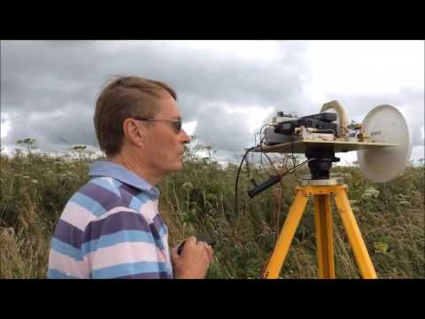 122 GHz - The First UK Amateur Radio contact