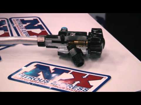 Mike Abney from Nitrous Express shows why Nitrous Express is better!
