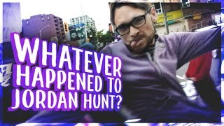Whatever Happened to The Roundhouse Kicking Activist (Jordan Hunt)?