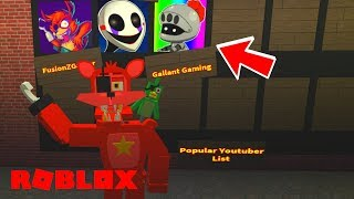 Roblox FNAF 6: Lefty's Pizzeria ROLEPLAY