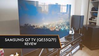 Samsung Q7 TV (QE55Q7F) | Review