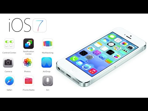 How To Update your iPhone and iPod Touch to IOS 7