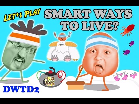 Smart Ways to Live?? w/ FGTEEV Duddy & Son!  Family Friendly!?!!?!!?!? (Dumb Ways To Die 2 Gameplay)