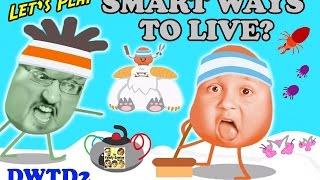 Smart Ways to Live?? w/ FGTEEV Duddy & Son!  Family Friendly!?!!?!!?!? (Dumb Ways To Die 2 Gameplay)