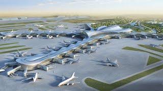 Expanding Abu Dhabi International Airport with BIM | The B1M