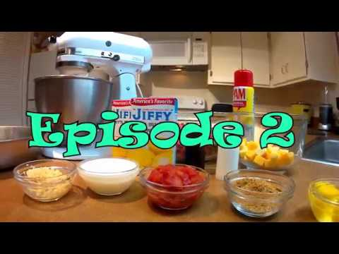 June 5, 2018 Vlog #113, Cooking at Castle Hennessey Ep. 2