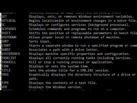 How to increase the font size in Windows command prompt