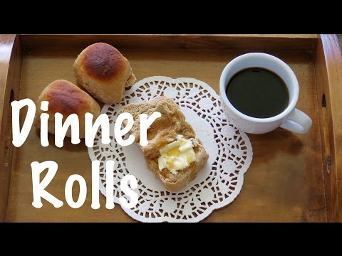 Whole Wheat Dinner Rolls   The Frugal Chef