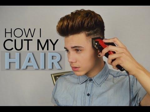 HOW I CUT MY HAIR (by myself)
