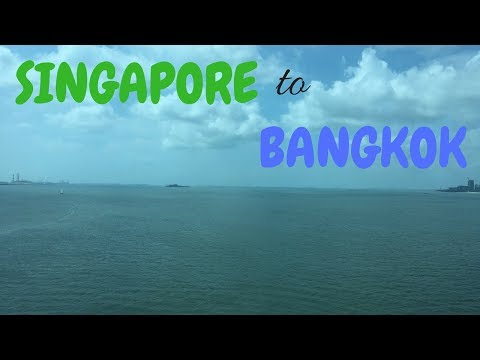 Getting from SINGAPORE to KUALA LUMPUR to BANGKOK   Singapore travel