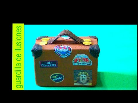 Barby  doll suitcase/ maleta para barby