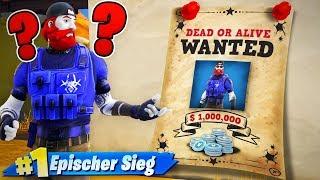 Legendäre Kopfgeld Challenge in Fortnite (Belohnung) 🔫