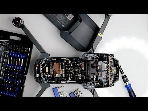 What's Inside a Rs 70,000 Drone   DJI Mavic Pro.