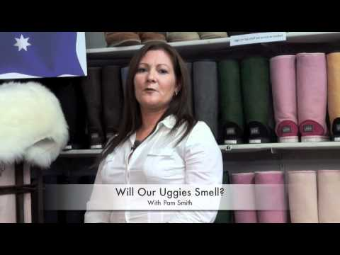 Pam Smith - Will Our Uggies Smell ?