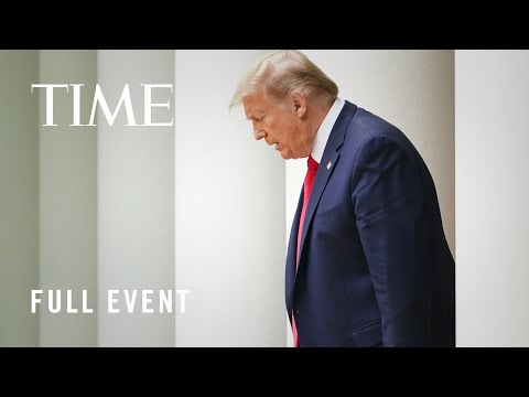President Trump Delivers Remarks From The Rose Garden | TIME