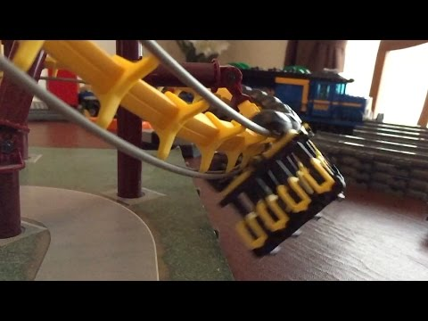 Coaster Dynamix Scorpion Rollercoaster Model 2016