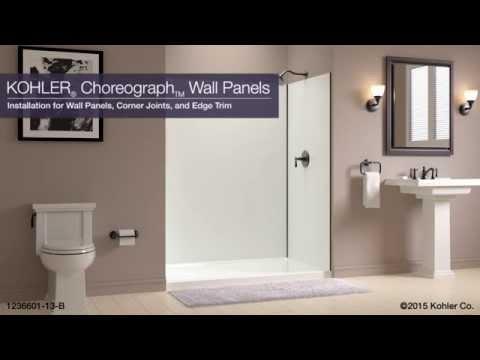 Installation - Choreograph Wall Panels