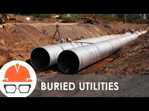 What's That Infrastructure? (Ep. 4 - Subsurface Utilities)