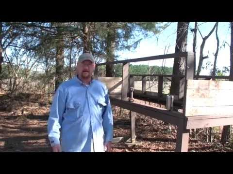 Making of a rabbit Hutch