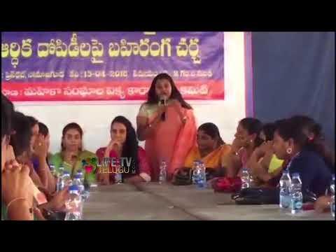 పవన్ కళ్యాణ్ కి బెంగాలీ అమ్మాయిల మసాజ్ కావాలా- శిరీష | Lifetv telugu