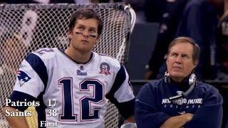 Saints Vs. Patriots 2009 Highlights