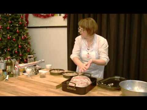Christmas Dinner Recipe: Roast Turkey