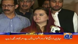 Geo Headlines 07 PM - 25 April 2017