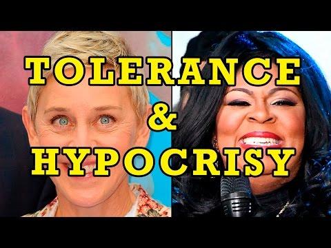Tolerance & Hypocrisy - Kim Burrell & Ellen Degeneres