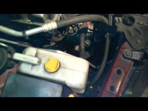 Nissan Sentra 2005 Second Belt tighten