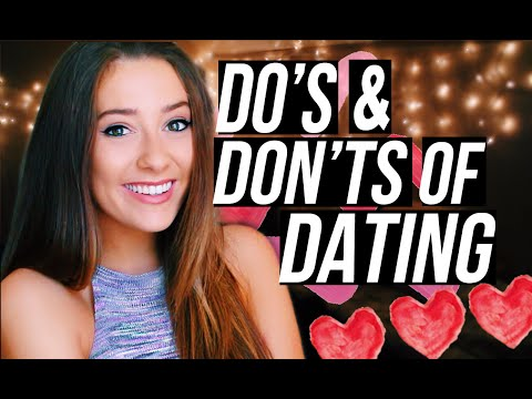 Do's & Don'ts of a First Date! | Caitlin Bea