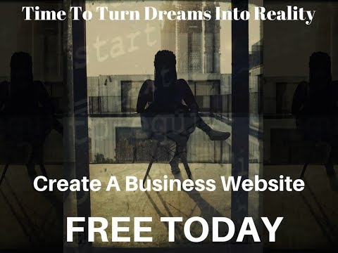Create A Business Website Free Ad#1