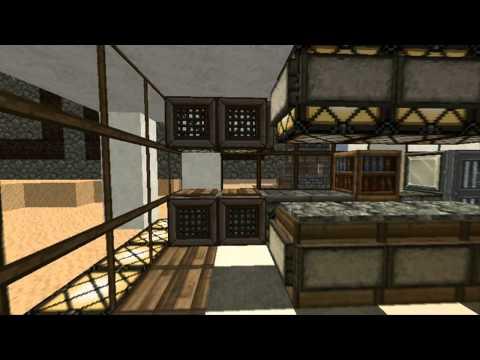 Minecraft:Modern House: Episode 4-(Built On The Reddit Creative Server)