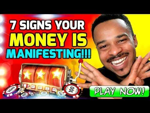 7 Signs Your Money Is Manifesting Secret Online Casino!!!