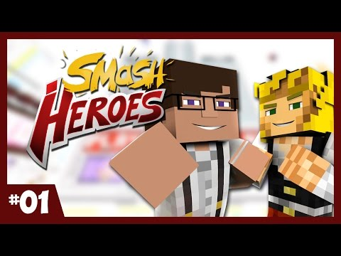 SMASH HEROES! || THIS IS SO FUN || Minecraft Hypixel