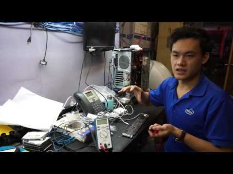 Understanding electronics & schematics part 2: Using Ohm's law and how short circuits work