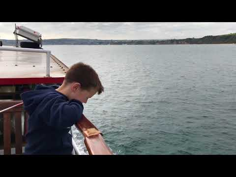 Jurassic Cruise from Poole to Swanage with City Cruises