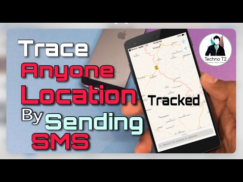 Trace Any Person Location Just Send SMS    How to trace Stolen Phone   What to do?