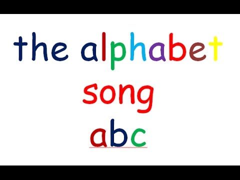 Teaching & Writing the English Alphabet | ABC Songs for Kids | Letters & Sounds of the Alphabet