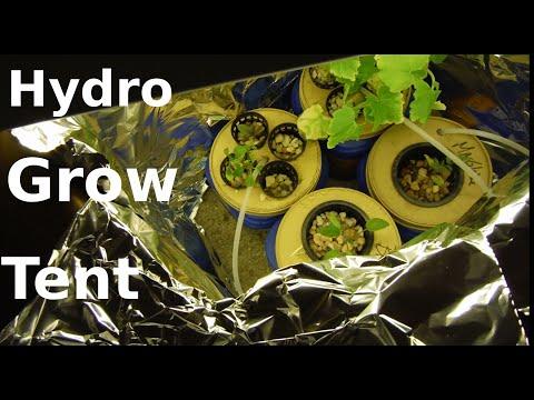 The Indoor Hydro Grow Tent