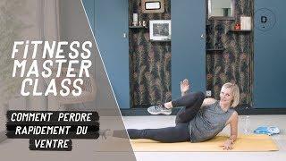 Comment perdre rapidement du ventre ? (20 min) - Fitness Master Class