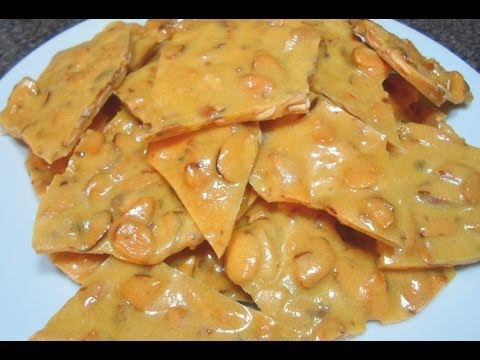How to make Almond Brittle - Easy Cooking!