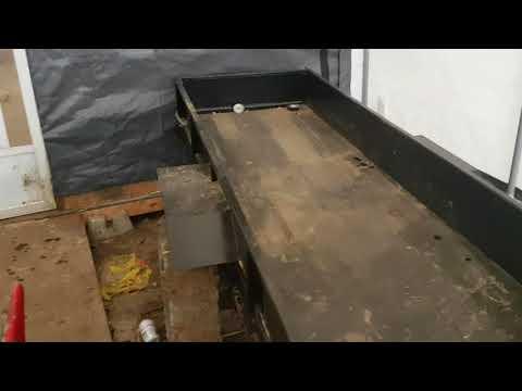 Homemade ATV Dump Trailer build Part 2 and updates
